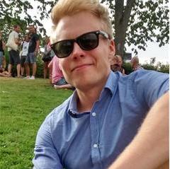 Korkeakouluharjoittelija Mikko Laukkanen